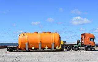 Доставка негабаритных грузов из Германии